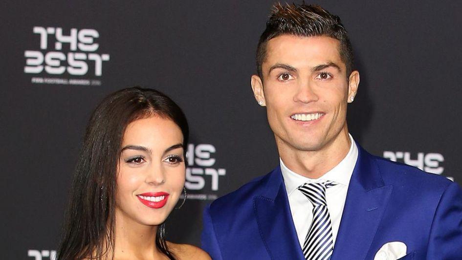 Cristiano Ronaldo y Georgina Rodríguez se dieron una