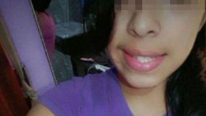 Xiomara Méndez (15) fue hallada sin vida en el asiento trasero de un auto tras ser raptada.