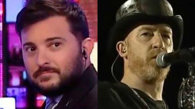 El público insultó a Macri y el cantante los frenó — La Beriso
