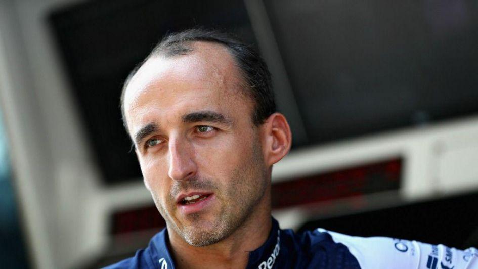El polaco Robert Kubica regresa a la Fórmula 1