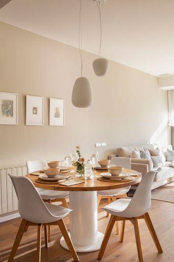 Mesas redondas, cuadradas o rectangulares ¿Cuál elegir?