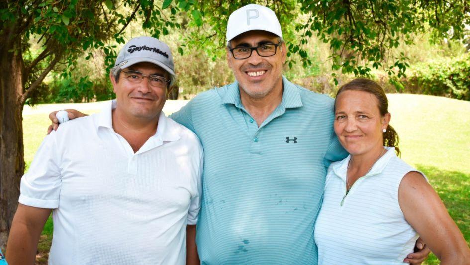 Golf y solidaridad a beneficio de CONIN