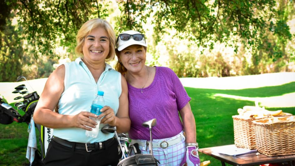 Golf y solidaridad a beneficio de CONIN