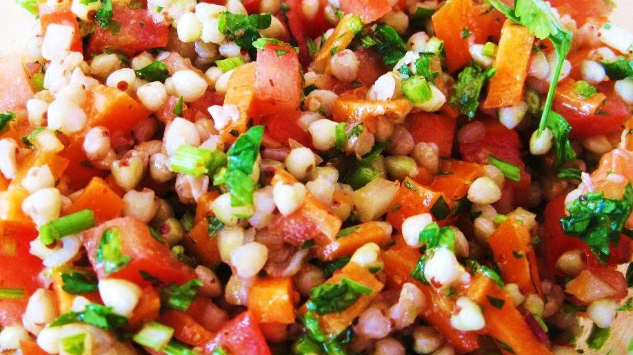 Ensaladas ricas, frescas y nutritivas para los días de calorcito