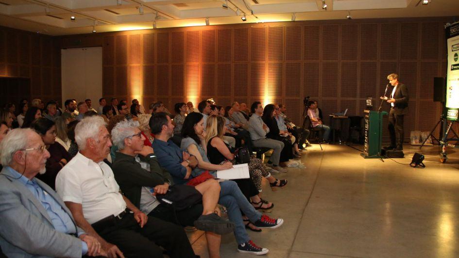 TENDIEZ Experiencias, a sala llena en el Museo de Arte Moderno de Buenos Aires