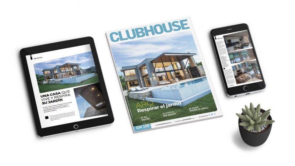 Ya podés recorrer la edición 159 de revista ClubHouse