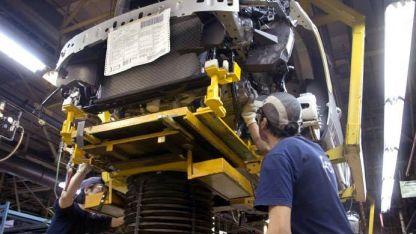 La industria manufacturera se contrajo 10,8%.