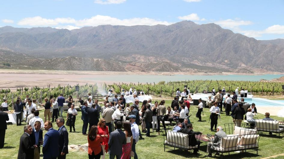 Camarco Mendoza celebró el Día de la Industria de la Construcción