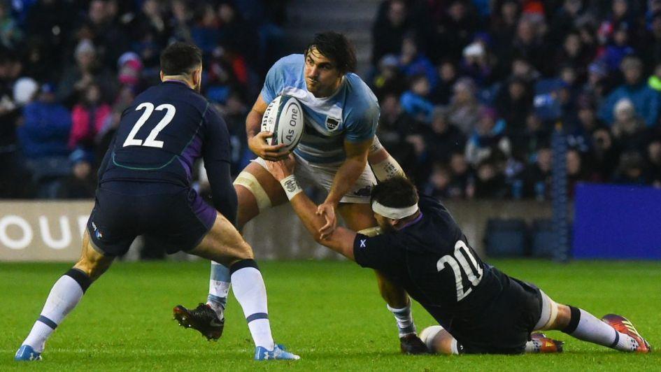Dos cambios en Los Pumas para enfrentar a Escocia