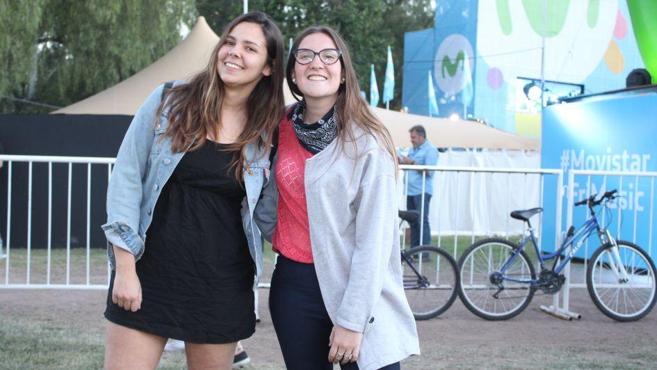 ¡Mirá quiénes estuvieron en el Movistar Fri Music!