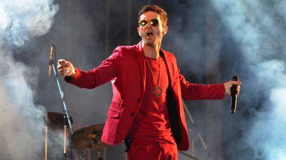 """El cantante se encuentra en un gran momento profesional, tras la presentación de """"Ser""""."""