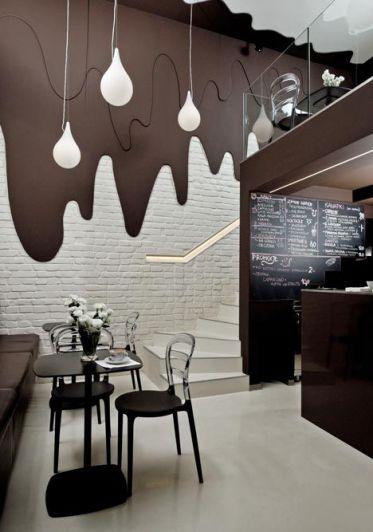 Recorremos un bar que le rinde culto al chocolate