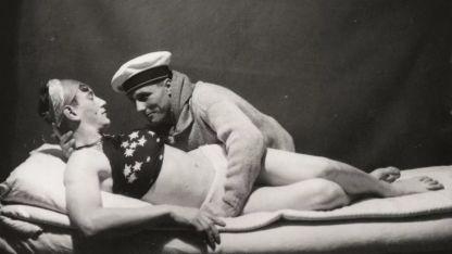 Son 270 imágenes prohibidas recopiladas en el libro llamado Soldier Studies.