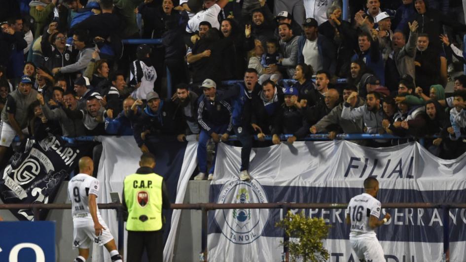 Copa Argentina: Gimnasia le ganó por penales a River y es finalista
