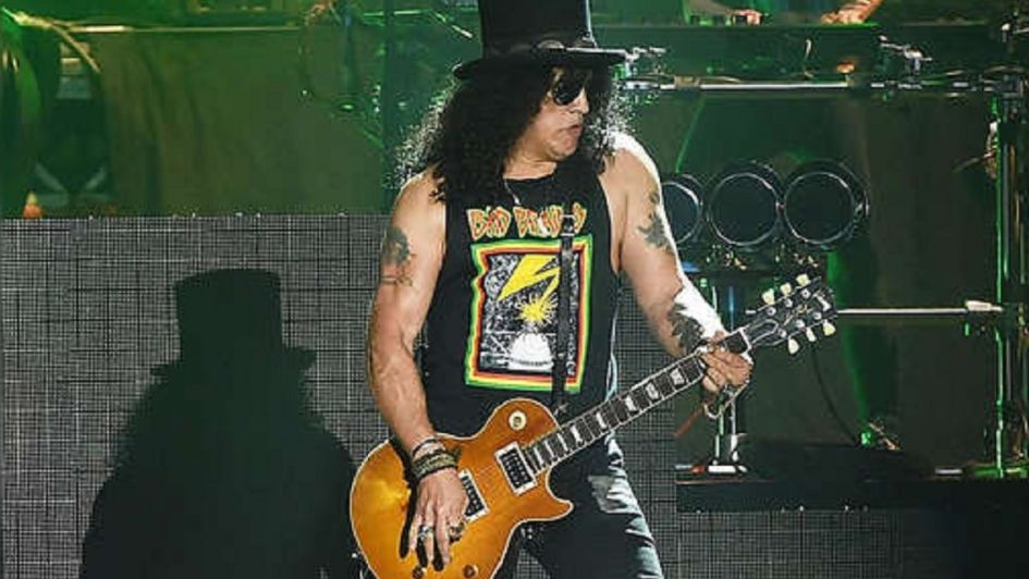 Slash volverá a tocar en la Argentina en 2019