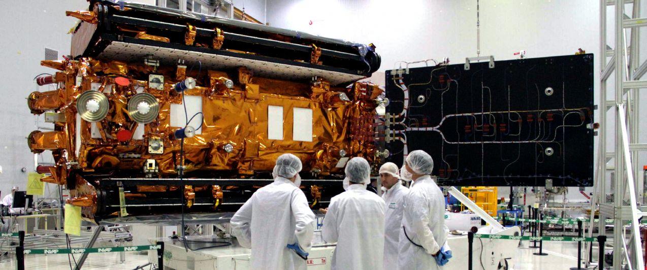 Presencia en el cosmos: Saocom 1A, el antes y el después del Plan Espacial