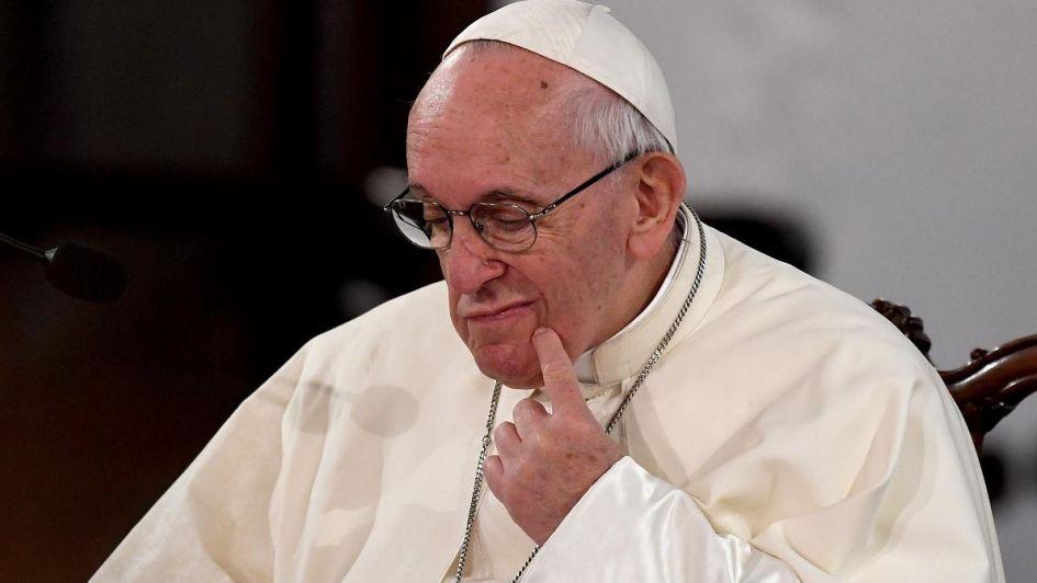 El Papa Francisco Otra Vez Polemico La Homosexualidad Parece Ser Una Moda
