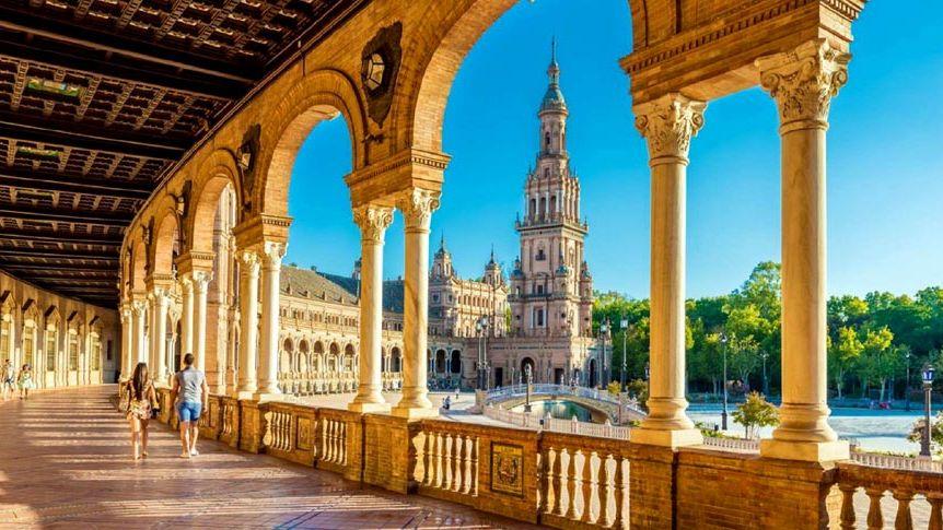 España: 36 horas en Sevilla