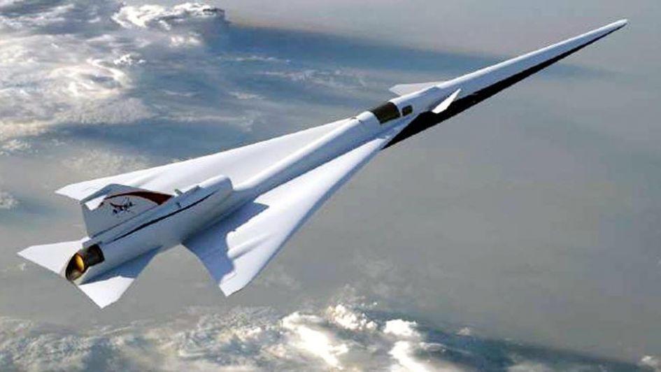 Ya proyectan lanzar un avión ultraveloz