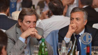 Emir Félix y Alfredo Cornejo se aprestan para la batalla electoral.