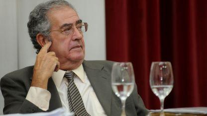 Destituido. Joaquín De Rosas, ex fiscal de Estado.