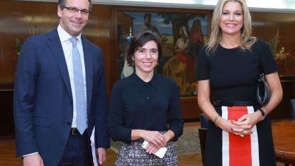 La Reina de Holanda, Guido Sandleris y Verónica Rappoport