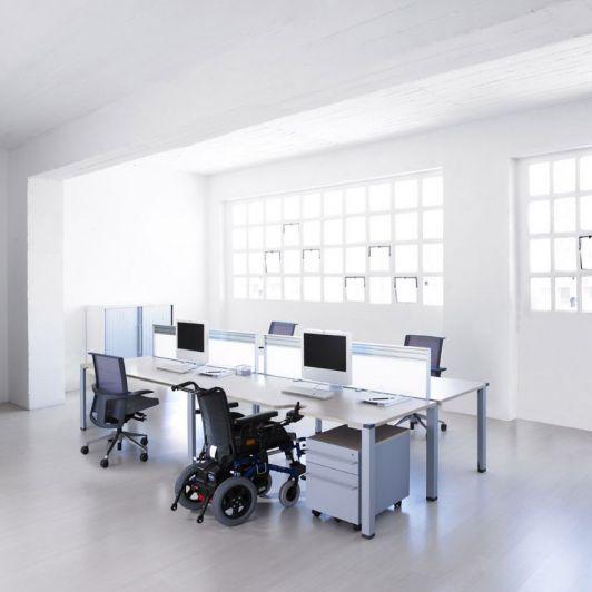 Espacios de trabajo inclusivos y universales
