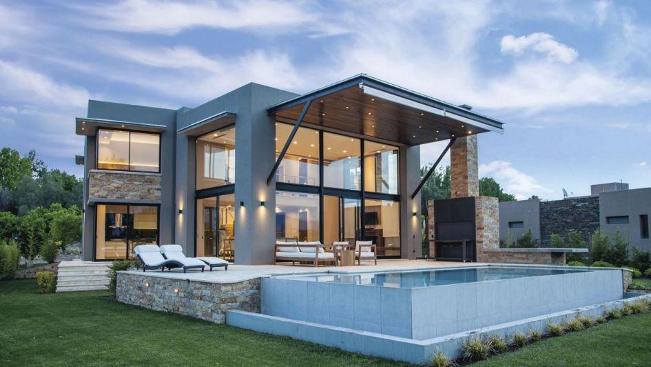 Una casa que vive y respira su jardín