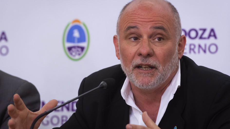 """Jaime Correas, categórico: """"Para el 2019 seguirán siendo dos las materias previas"""""""
