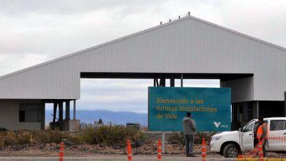 A la espera. El proyecto que fue abandonado por la minera Vale aun no consigue un inversor que le dé continuidad.