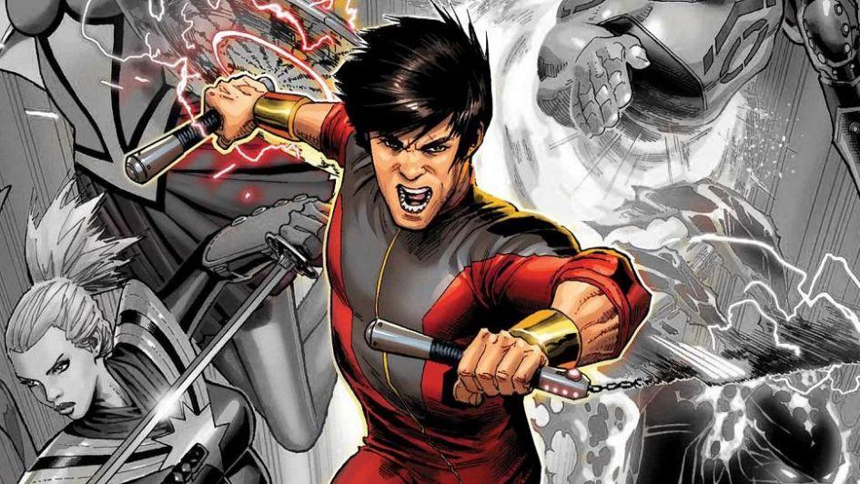 Marvel Studios está desarrollando una película Shang-Chi