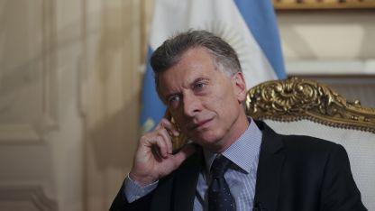 Macri pidió que la ley que endurece las penas contra los barrabravas sea debatida en sesiones extraordinarias.