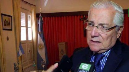 Carlos Soto Dávila, juez federal de Corrientes.