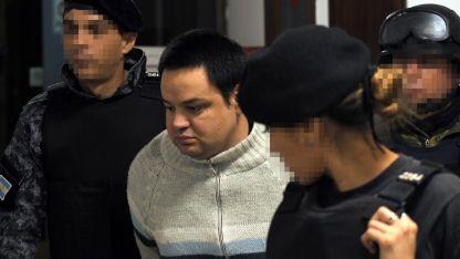 Luque deberá pasar 21 años preso hasta poder acceder a beneficios extramuros.