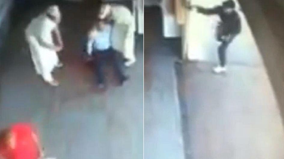 Video:  se defendió a los tiros para evitar un robo en una avícola y lo asesinaron