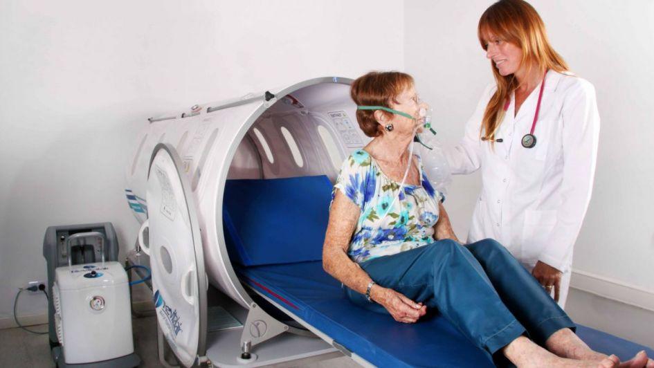 Tendencias: ¿cómo es la medicina hipérbarica que revoluciona el mercado local?