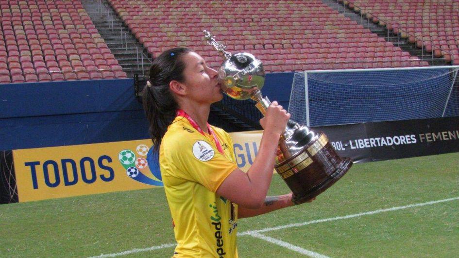 Las campeonas de Huila lograron cobrar el premio de la Libertadores