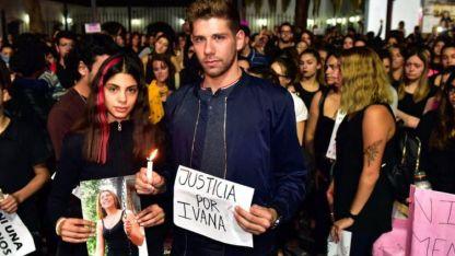Renata y Matías. Los hijos más chicos de la empresaria asesinada a golpes en su propia casa.