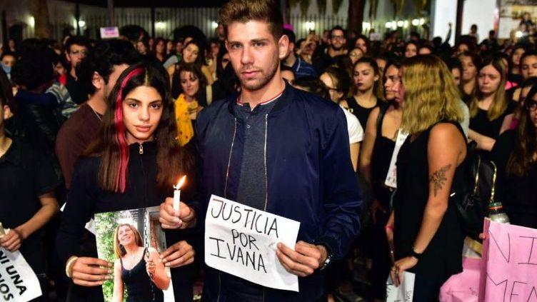 Los hijos de Ivana Milio piden perpetua para el asesino