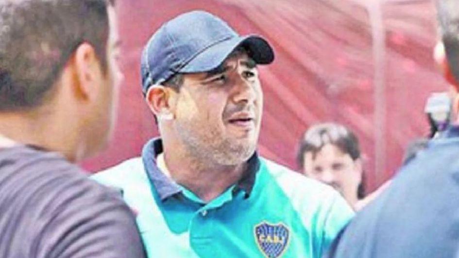 No dejaron ingresar a España al barra brava de Boca Maxi Mazzaro