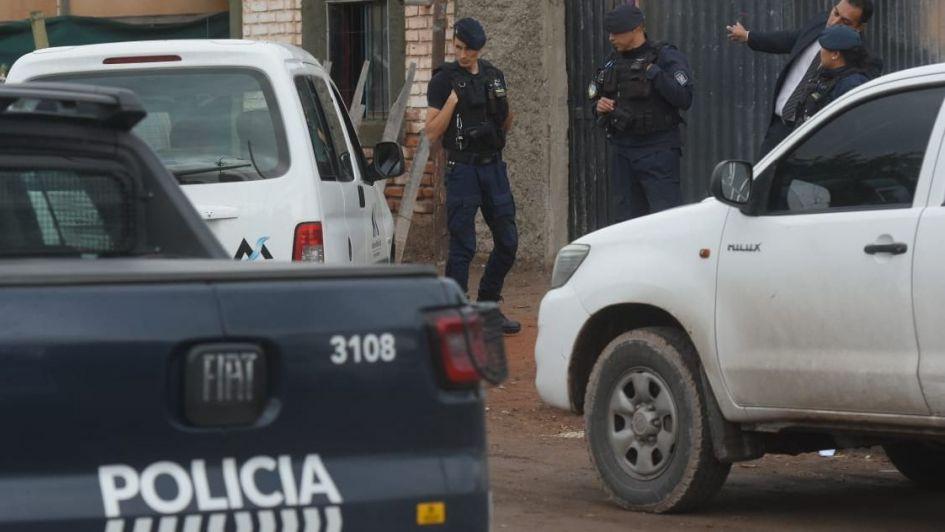 Asesinaron de un tiro a un nene en Las Heras