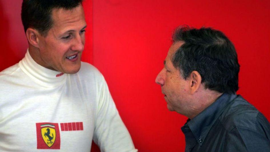 """Todt """"Vi el Gran Premio de Brasil con Michael Schumacher en Suiza"""""""
