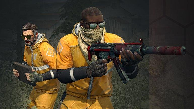 Global Offensive añade modo Battle Royale y se vuelve gratuito — Counter-Strike