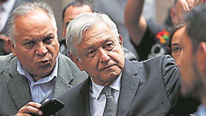 López Obrador va contra las finanzas del cártel más poderoso