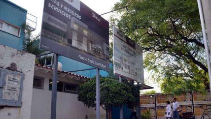 Escenario. La Obra Social de Empleados Públicos en San Rafael trata de acordar con los médicos.