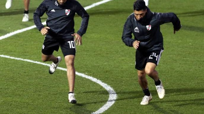 Copa Libertadores: no dan pistas sobre los titulares