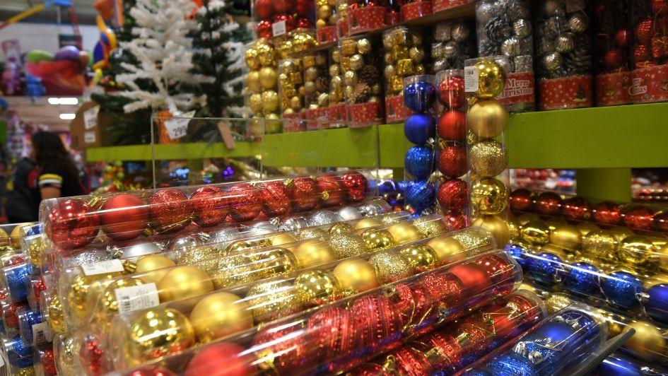 ¿No tenés arbolito de Navidad? Armar uno cuesta alrededor de $ 1.500
