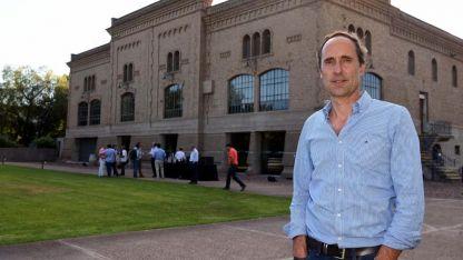 Marcelo Belmonte, director de Viñedos en Grupo Peñaflor