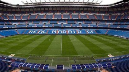 Casa ajena.  El Bernabeu de Madrid será testigo de un espectáculo que nos pertenece.