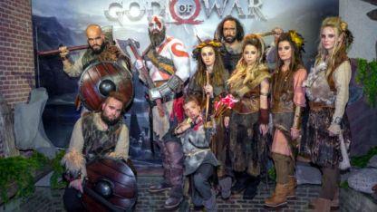 Doblete. God of War no sólo se llevó el premio a mejor videojuego, sino que también recibió el de mejor director.